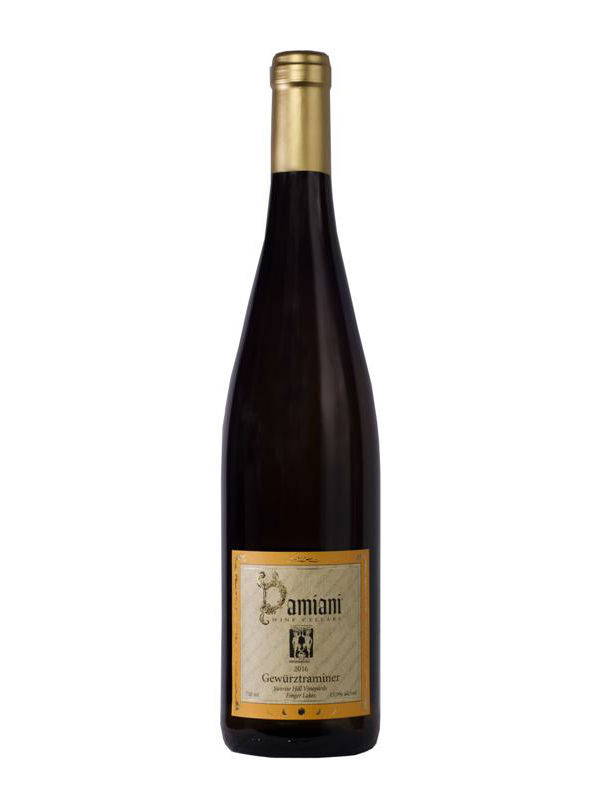 2016 Gewürztraminer - Sunrise Hill Vineyard