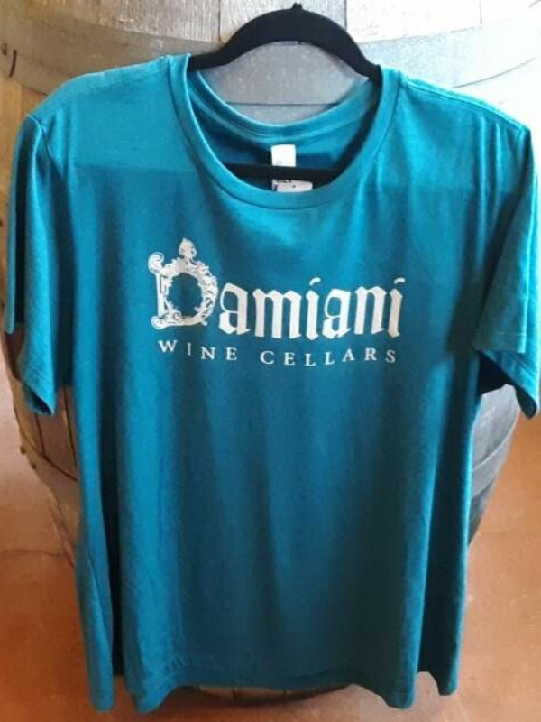 Women's Tee, Heathered Teal, 3XL