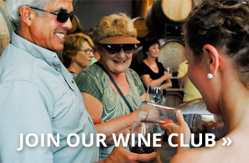 Join our Wine Club